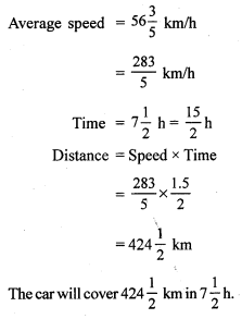 RS Aggarwal Class 7 Solutions Chapter 4 Rational Numbers CCE Test Paper 6