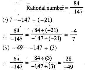 RS Aggarwal Class 7 Solutions Chapter 4 Rational Numbers Ex 4A 14