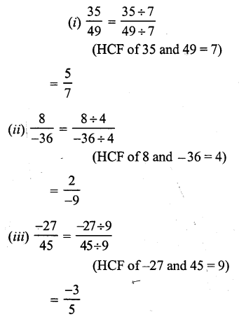 RS Aggarwal Class 7 Solutions Chapter 4 Rational Numbers Ex 4A 15