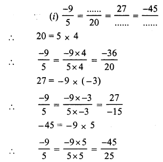 RS Aggarwal Class 7 Solutions Chapter 4 Rational Numbers Ex 4A 18