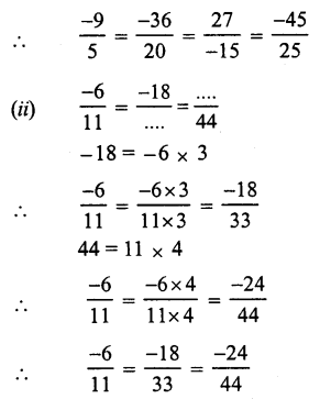 RS Aggarwal Class 7 Solutions Chapter 4 Rational Numbers Ex 4A 19