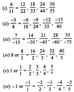 RS Aggarwal Class 7 Solutions Chapter 4 Rational Numbers Ex 4A 4