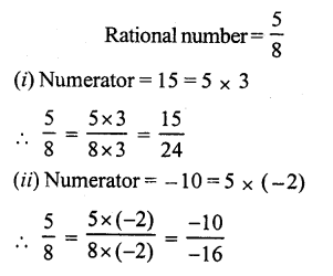 RS Aggarwal Class 7 Solutions Chapter 4 Rational Numbers Ex 4A 6