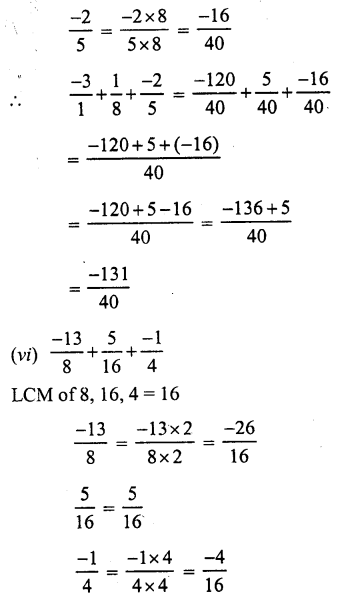 RS Aggarwal Class 7 Solutions Chapter 4 Rational Numbers Ex 4C 15