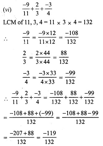 RS Aggarwal Class 7 Solutions Chapter 4 Rational Numbers Ex 4C 23