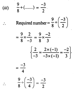 RS Aggarwal Class 7 Solutions Chapter 4 Rational Numbers Ex 4F 6