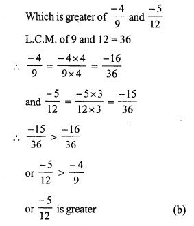 RS Aggarwal Class 7 Solutions Chapter 4 Rational Numbers Ex 4G 17