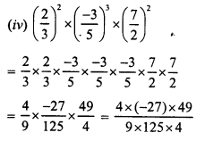 RS Aggarwal Class 7 Solutions Chapter 5 Exponents Ex 5A 10