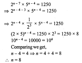 RS Aggarwal Class 7 Solutions Chapter 5 Exponents Ex 5A 29