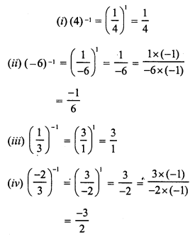 RS Aggarwal Class 7 Solutions Chapter 5 Exponents Ex 5A 6