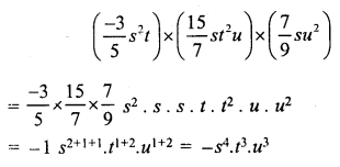 RS Aggarwal Class 7 Solutions Chapter 6 Algebraic Expressions Ex 6B 11