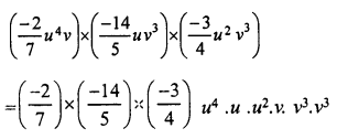 RS Aggarwal Class 7 Solutions Chapter 6 Algebraic Expressions Ex 6B 12