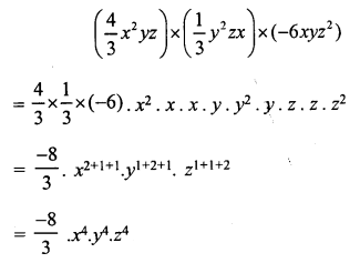 RS Aggarwal Class 7 Solutions Chapter 6 Algebraic Expressions Ex 6B 15
