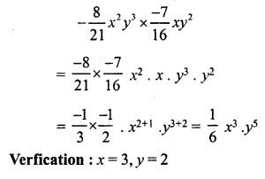 RS Aggarwal Class 7 Solutions Chapter 6 Algebraic Expressions Ex 6B 18