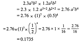 RS Aggarwal Class 7 Solutions Chapter 6 Algebraic Expressions Ex 6B 20