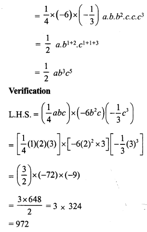 RS Aggarwal Class 7 Solutions Chapter 6 Algebraic Expressions Ex 6B 25
