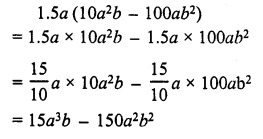 RS Aggarwal Class 7 Solutions Chapter 6 Algebraic Expressions Ex 6C 5