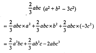 RS Aggarwal Class 7 Solutions Chapter 6 Algebraic Expressions Ex 6C 6