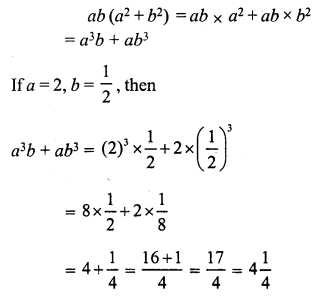 RS Aggarwal Class 7 Solutions Chapter 6 Algebraic Expressions Ex 6C 7