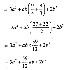 RS Aggarwal Class 7 Solutions Chapter 6 Algebraic Expressions Ex 6D 5