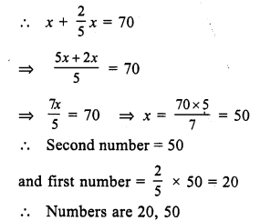 RS Aggarwal Class 7 Solutions Chapter 7 Linear Equations in One Variable Ex 7B 6