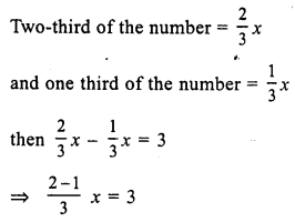 RS Aggarwal Class 7 Solutions Chapter 7 Linear Equations in One Variable Ex 7B 7