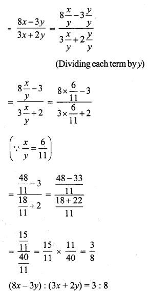 RS Aggarwal Class 7 Solutions Chapter 8 Ratio and Proportion Ex 8A 15