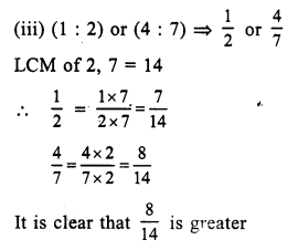 RS Aggarwal Class 7 Solutions Chapter 8 Ratio and Proportion Ex 8A 17