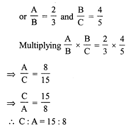 RS Aggarwal Class 7 Solutions Chapter 8 Ratio and Proportion Ex 8C 2