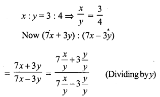 RS Aggarwal Class 7 Solutions Chapter 8 Ratio and Proportion Ex 8C 9