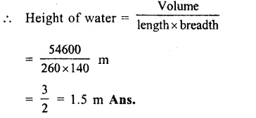 RS Aggarwal Class 8 Solutions Chapter 20 Volume and Surface Area of Solids Ex 20A 19.1