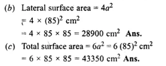 RS Aggarwal Class 8 Solutions Chapter 20 Volume and Surface Area of Solids Ex 20A 25.3