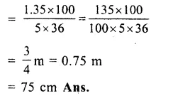 RS Aggarwal Class 8 Solutions Chapter 20 Volume and Surface Area of Solids Ex 20A 7.1