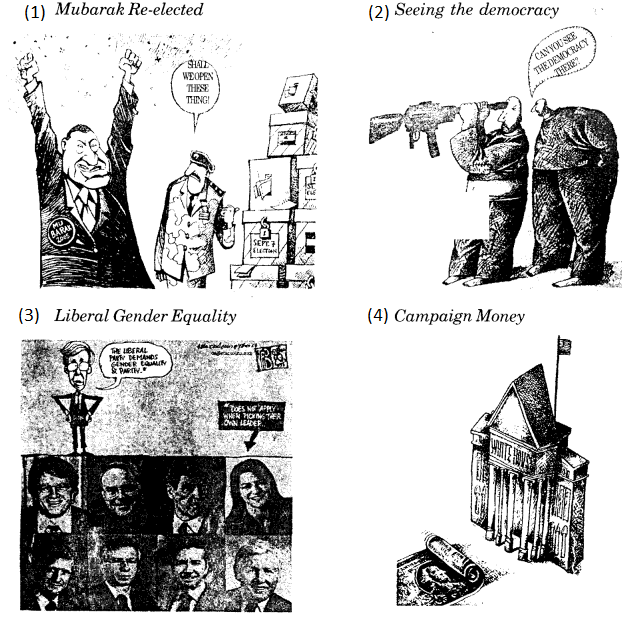 NCERT Solutions for Class 10 Social Science Civics Chapter 8 Challenges to Democracy 1