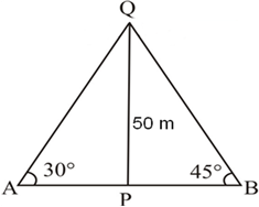 RS Aggarwal Solutions Class 10 Chapter 14Height and Distance Ex 14a 22