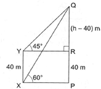 RS Aggarwal Solutions Class 10 Chapter 14Height and Distance Ex 14a 46