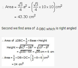 RS Aggarwal Solutions Class 10 Chapter 17 Perimeter and Areas of Plane Figures Ex 17a 25