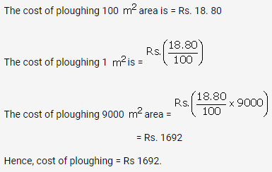 RS Aggarwal Solutions Class 10 Chapter 17 Perimeter and Areas of Plane Figures Ex 17a 8