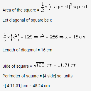 RS Aggarwal Solutions Class 10 Chapter 17 Perimeter and Areas of Plane Figures Ex 17b 20