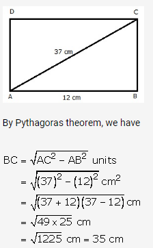 RS Aggarwal Solutions Class 10 Chapter 17 Perimeter and Areas of Plane Figures Ex 17b 3