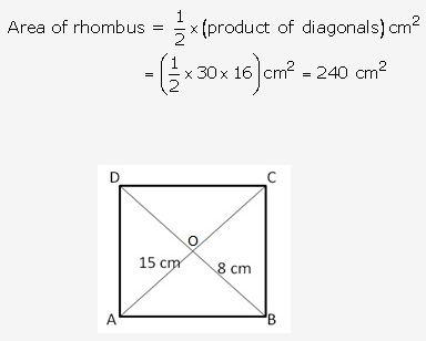 RS Aggarwal Solutions Class 10 Chapter 17 Perimeter and Areas of Plane Figures Ex 17b 34