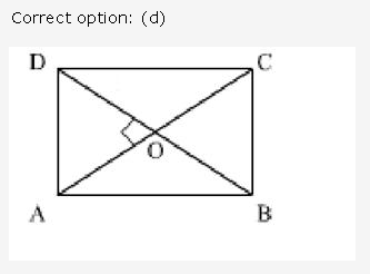 RS Aggarwal Solutions Class 10 Chapter 17 Perimeter and Areas of Plane Figures MCQ 22