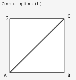 RS Aggarwal Solutions Class 10 Chapter 17 Perimeter and Areas of Plane Figures MCQ 8