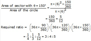 RS Aggarwal Solutions Class 10 Chapter 18 Areas of Circle, Sector and Segment Ex 18b 67