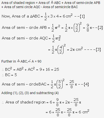 RS Aggarwal Solutions Class 10 Chapter 18 Areas of Circle, Sector and Segment Ex 18b 72