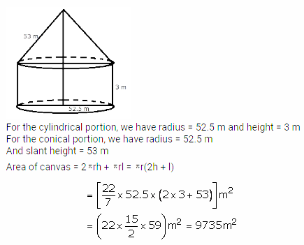 RS Aggarwal Solutions Class 10 Chapter 19 Volume and Surface Areas of Solids Ex 19a 12