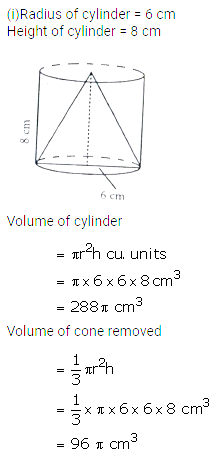RS Aggarwal Solutions Class 10 Chapter 19 Volume and Surface Areas of Solids Ex 19a 26