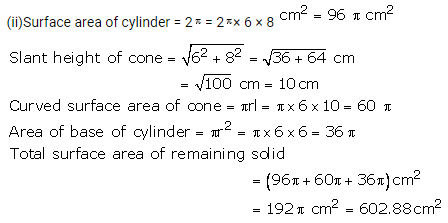 RS Aggarwal Solutions Class 10 Chapter 19 Volume and Surface Areas of Solids Ex 19a 27