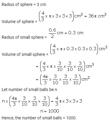 RS Aggarwal Solutions Class 10 Chapter 19 Volume and Surface Areas of Solids Ex 19b 16