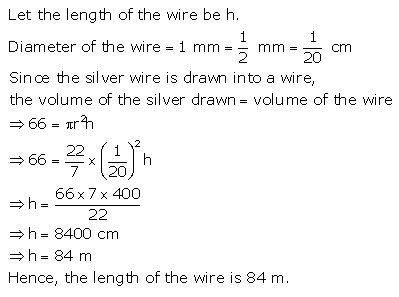 RS Aggarwal Solutions Class 10 Chapter 19 Volume and Surface Areas of Solids Ex 19d 10
